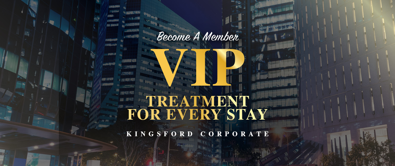Kingsford Corporate Hotel Membership