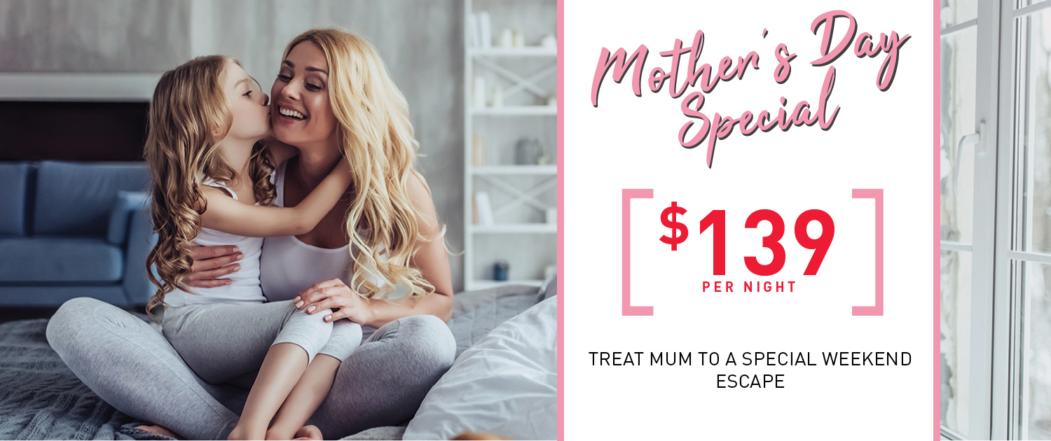 Mother's Day hotel deal