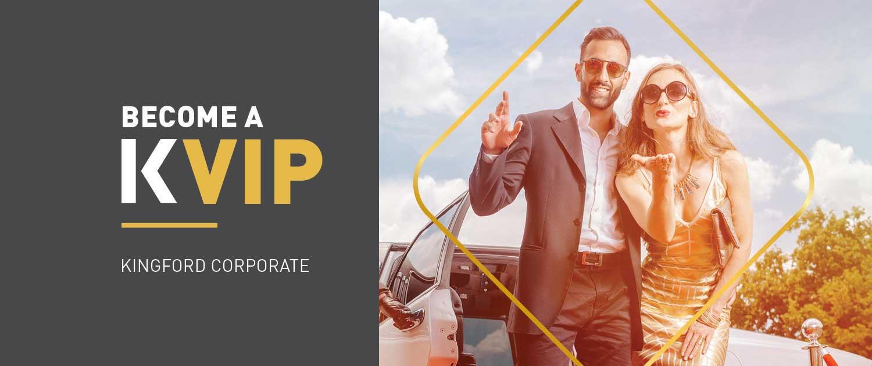 KI Corporate VIP Web banner